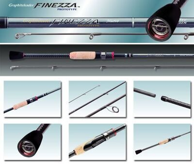 Спиннинговое удилище GRAPHITELEADER Finezza Nuovo Prototype GNFPS 7112ML-T